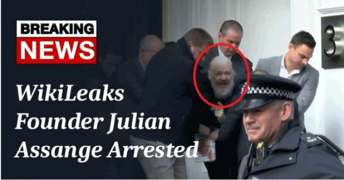 Pendiri WikiLeaks Jalani Sidang Ekstradisi di London