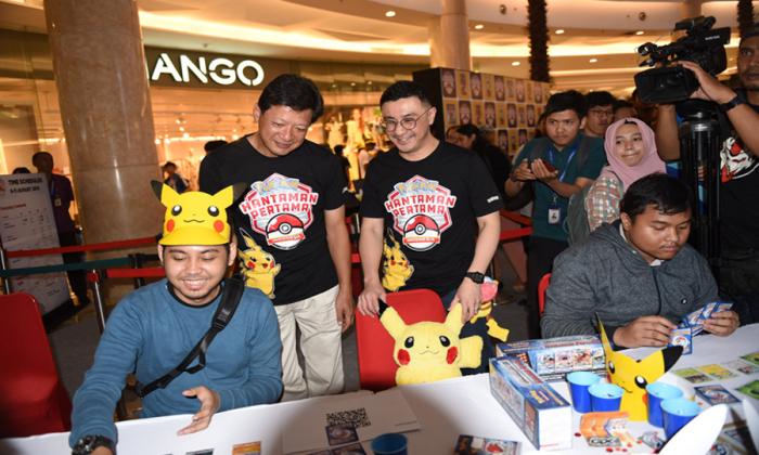 Pokémon Trading Card Game Berbahasa Indonesia