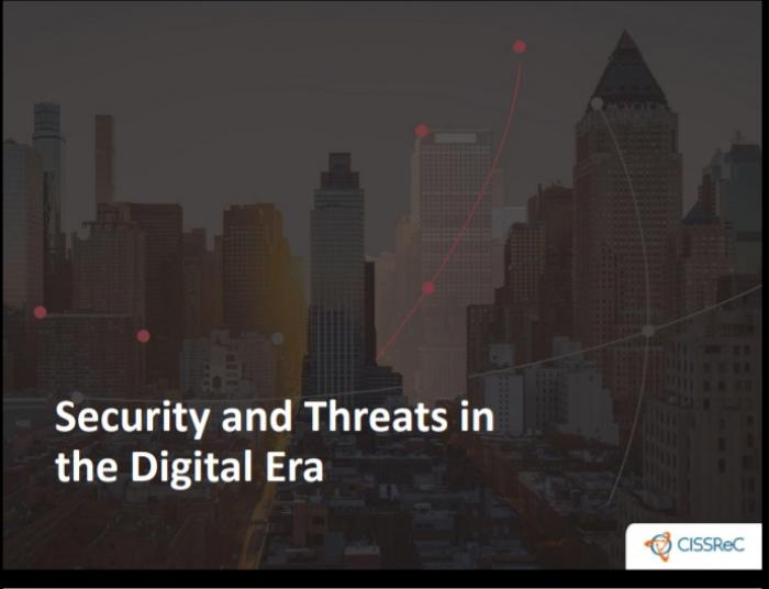 Ini Kajian CISSReC Terkait Keamanan dan Ketahanan Siber