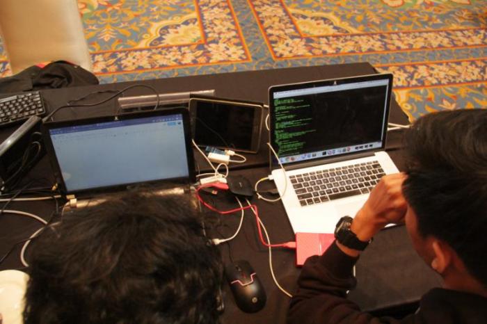 Inggris Siapkan Talenta Cybersecurity Remaja Milenial
