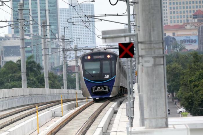 MRT Jakarta Sedang Siapkan Aplikasi Mobile