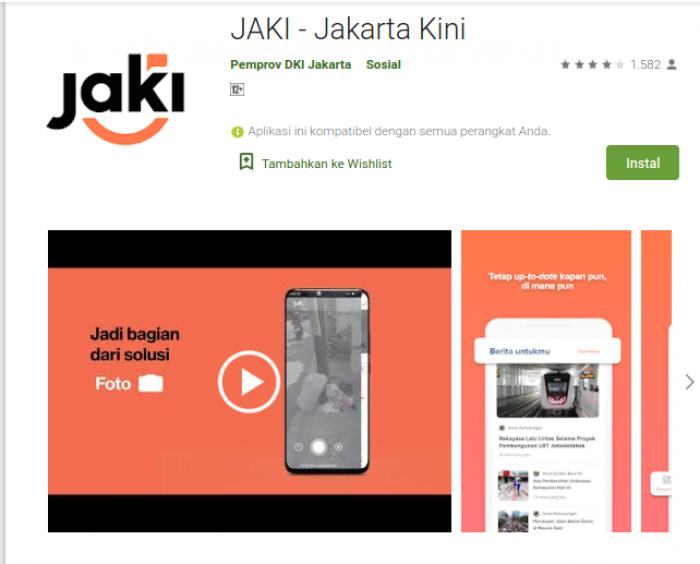 Sah! Tak Perlu Lagi Urus SIKM di Aplikasi Jaki untuk Keluar Masuk Jakarta