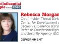 Mengenal Rebecca Morgan, Wanita Berpengaruh Bidang  Ancaman Orang Dalam