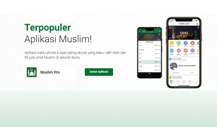 Menkominfo RI Johnny G Plate Ancam Blokir Muslim Pro, Ini Alasannya!