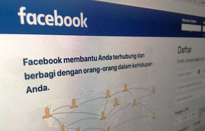 Survei Covid-19, Facebook Janji Tak Bagi Informasi Pribadi