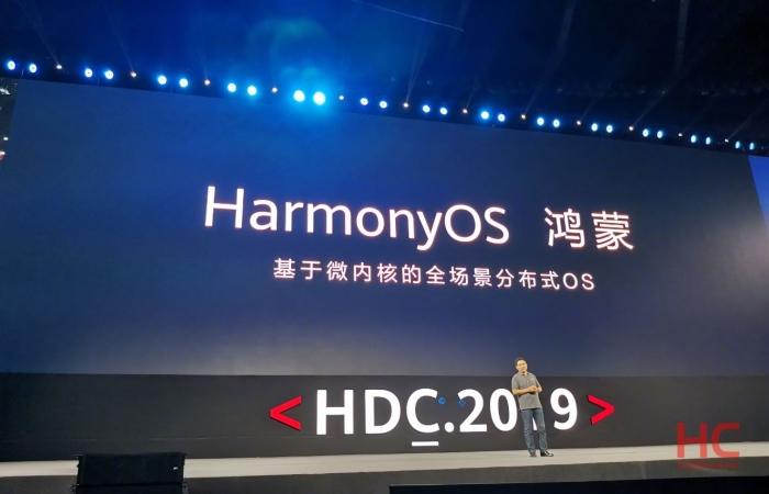 Huawei Siapkan Ponsel Pintar dengan Sistem Operasi Harmony