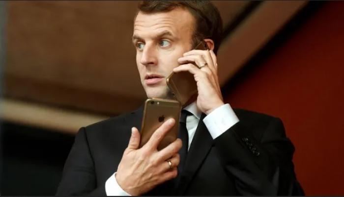 Presiden Prancis Desak PM Israel Selidiki Spyware Pegasasus
