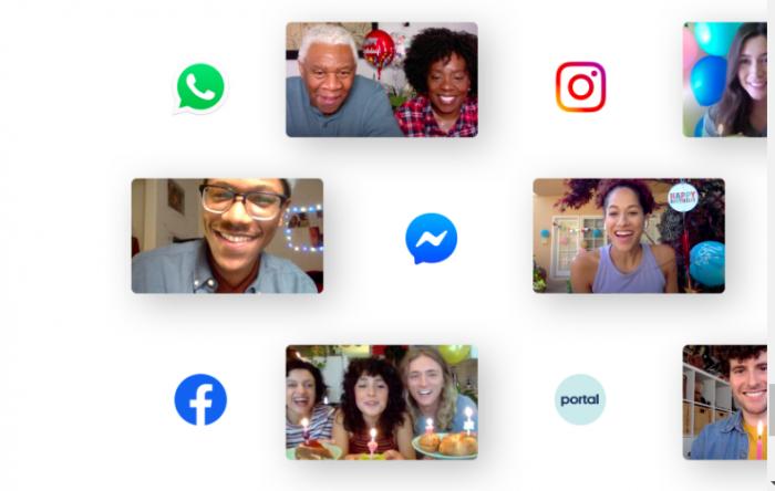 Cara Konferensi Video Pakai Messenger Rooms dari WhatsApp Web