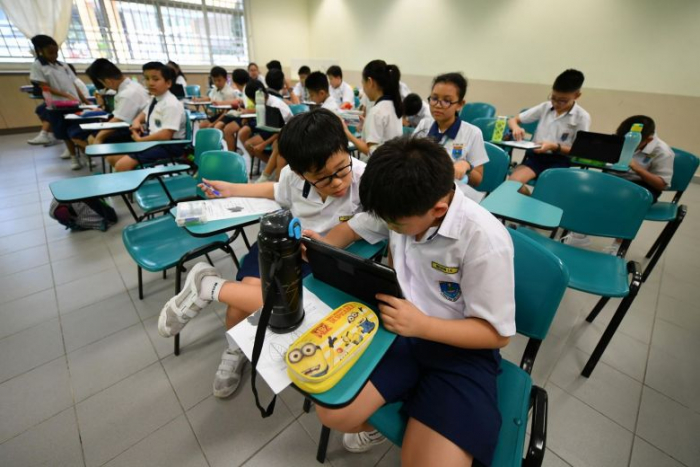 Semua SD Singapura Ada Kelas Coding Tahun Depan
