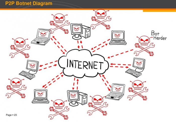 Memahami Beda Botnet dan Malware
