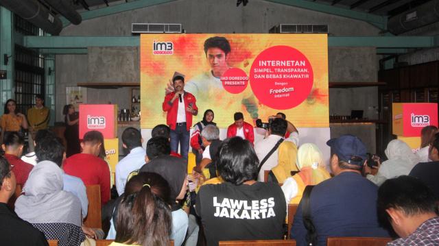 Freedom Internet Indosat Ooredoo