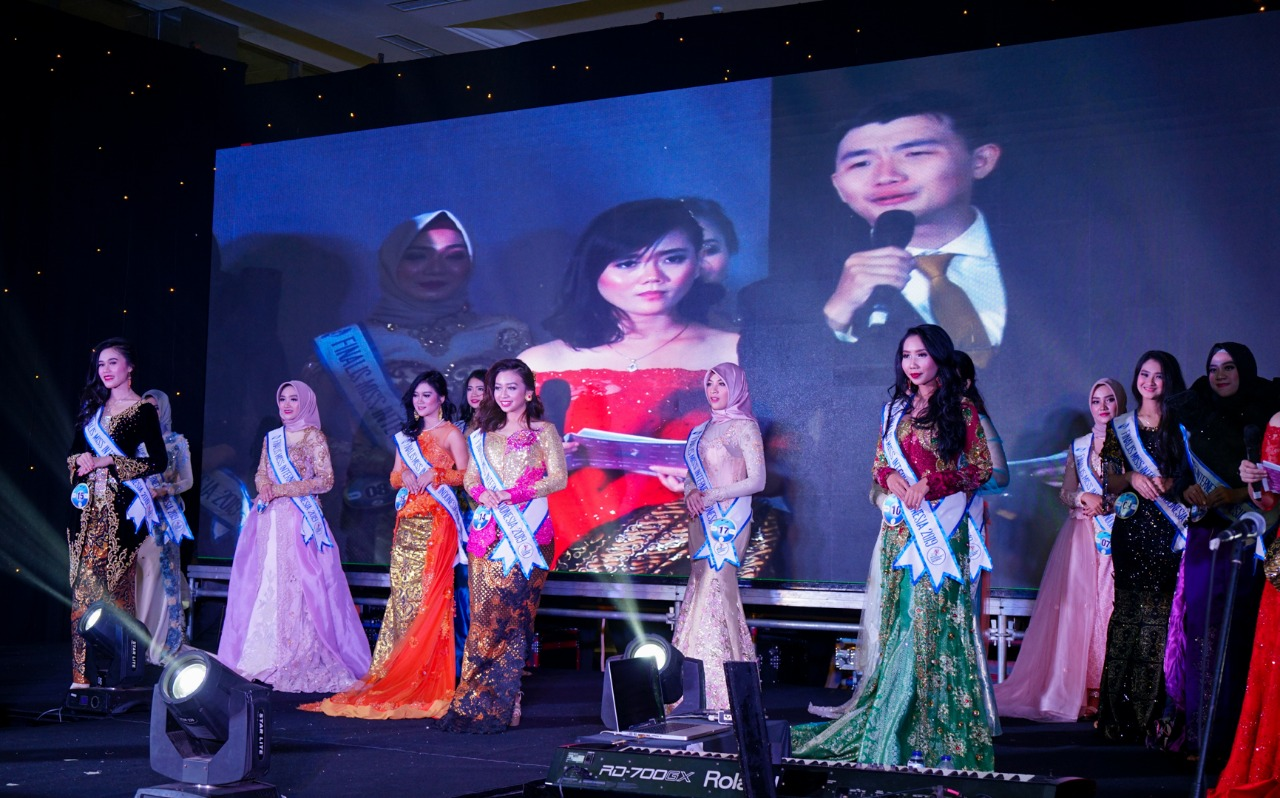 Grand Final Miss Internet Indonesia 2019