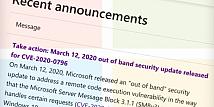 BSSN Terbitkan Mitigasi Kerentanan di Microsoft SMBv3