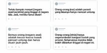Twitter Tambahkan Unsur Ras dan Etnis dalam  Kebijakan Ujaran Kebencian
