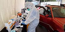 Siloam Hospitals Group Layani Drive Thru Rapid Test Covid-19