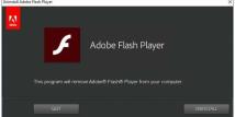 Perbaharui Windows 10, Microsoft Hapus Adobe Flash Player