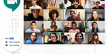 Panggilan Google Meet Versi Gratis Tak Dibatasi Waktu hingga Maret 2021